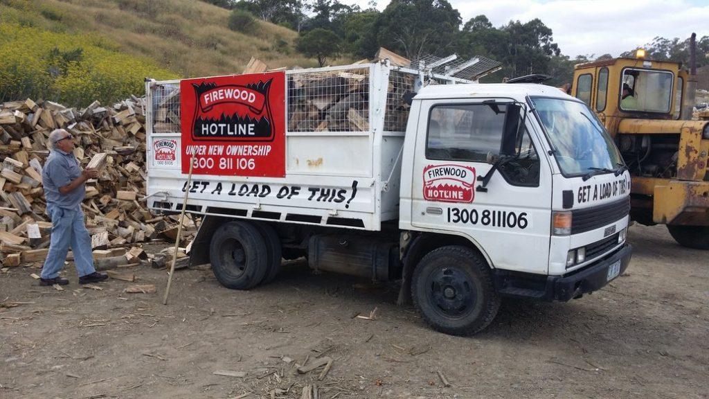 Firewood transport